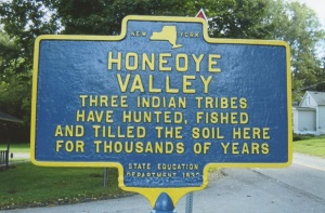 Three Indian Tribes have hunted, fished and tilled the soil her for thousands of years.